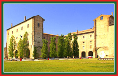 Be personally guided through the historic centre of Parma and visit the 1583 Palazzo Della Pilotta.