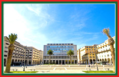 The Piazza Grande is an UNESCO World Heritage Site.