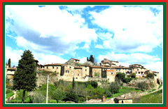 Travel to the birthplace of the famous Chianti wine.