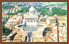 Tour the Eternal city of Rome, capital of Italy.