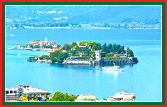 Experience the luxury of Borromeo Palace on Lake Maggiore.