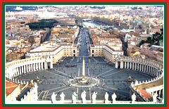 Experience a private tour of Vatican city; the smallest state in the world.